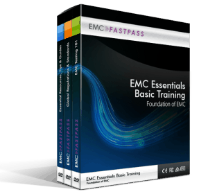Learn about EMC testing equipment, methods and failure mechanisms in this 13 part training course